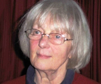 photo of Angela Livingstone