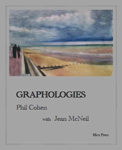 Image of Graphologies book cover